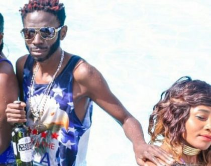 """Eric Omondi's Manhood was photoshopped!"" Young socialite reveals, but how does she know this?"