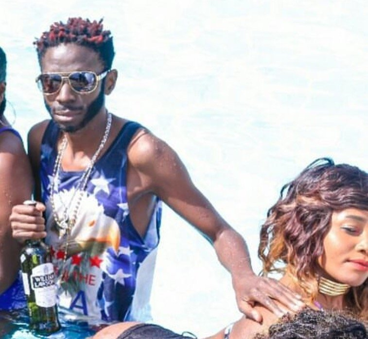 """""""Eric Omondi's Manhood was photoshopped!"""" Young socialite reveals, but how does she know this?"""