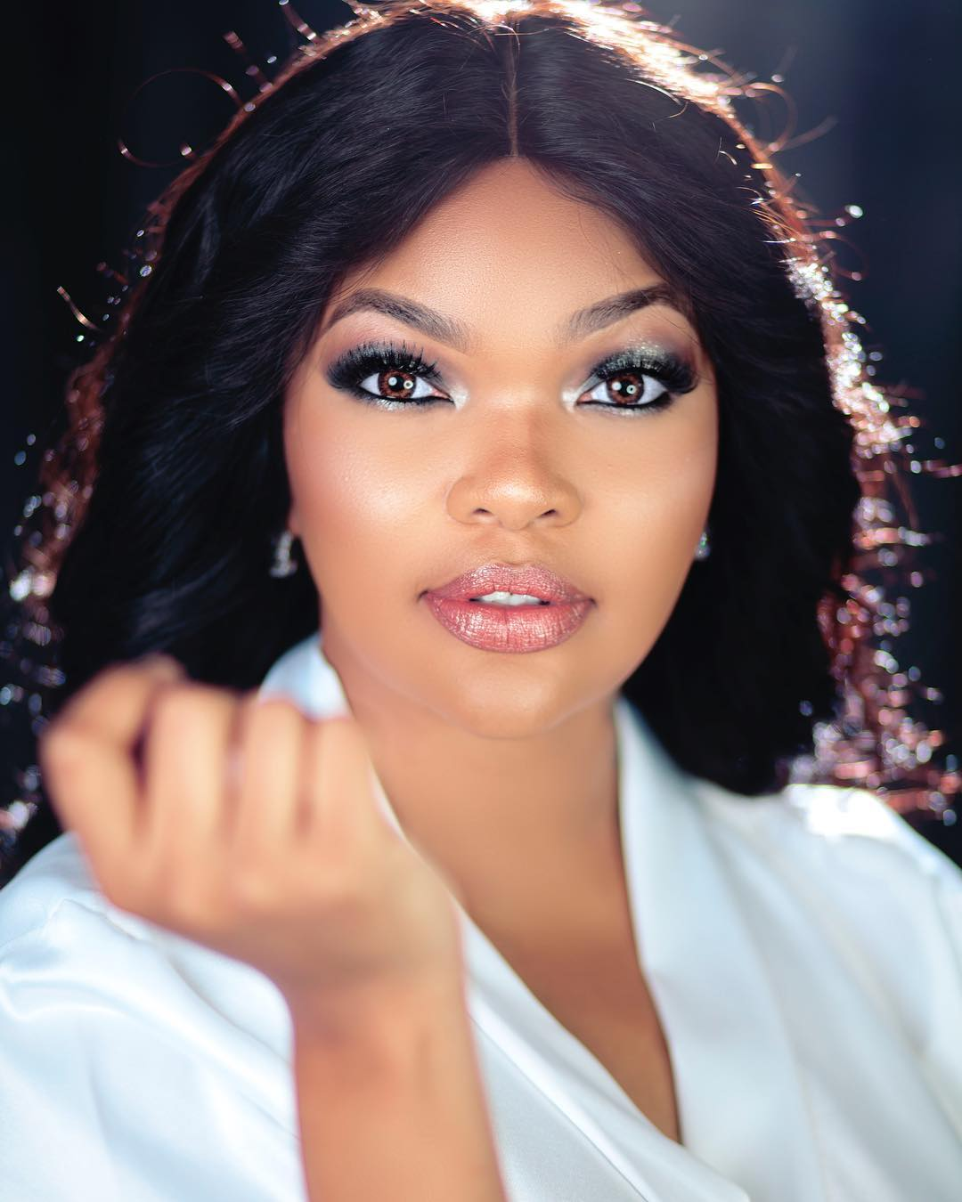 Wema Sepetu throws shade to all Tanzanian women as she reclaims her throne with new photos