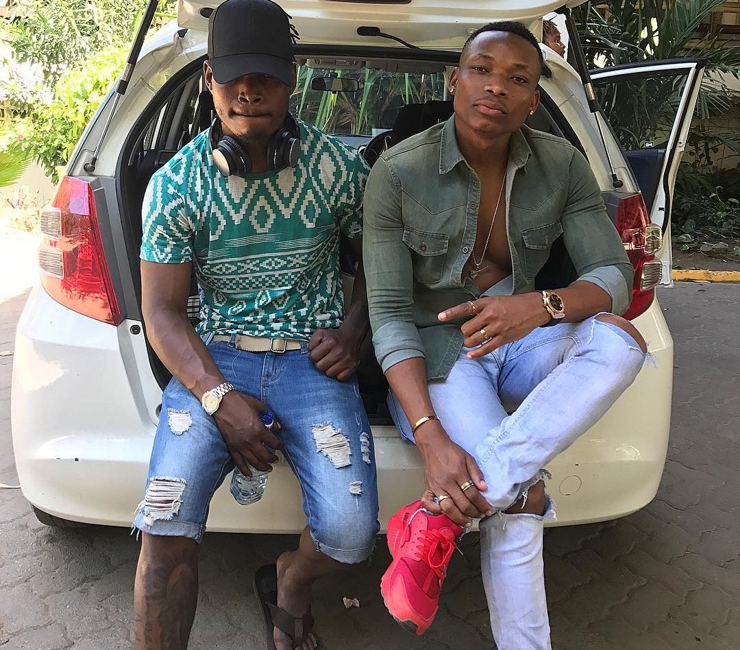 Beef or hype? Timmy Tdat and Otile Brown insult each other on social media after their fight