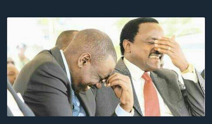 Kenyans on social media react after Kalonzo Musyoka abandons Raila Odinga at the last minute