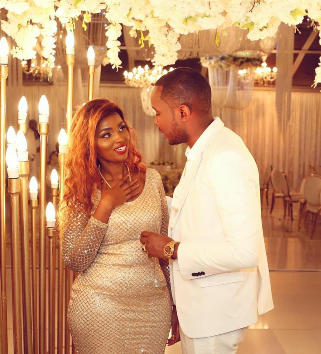 Proof that Anerlisa Muigai bagged herself the most handsome man ever!