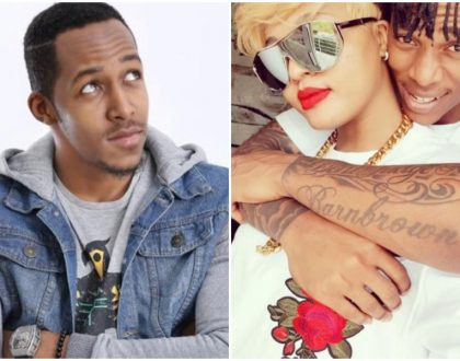 Idris: The number of men Wolper dated last year exceed the number of songs Alikiba released