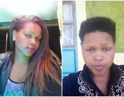Former slay queen who now looks like a shamba girl blames Cyprian Nyakundi for her woes