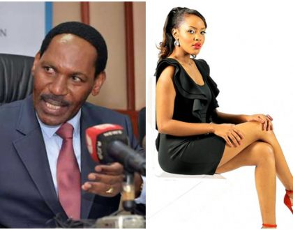 """Joey Muthengi utaacha uchokozi"" Ezekiel Mutua responds after events of Friday night on Citizen TV"