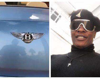 """I'm still king!"" Jose Chameleone buys Kes 23 million Bentley Continental GTC convertible"