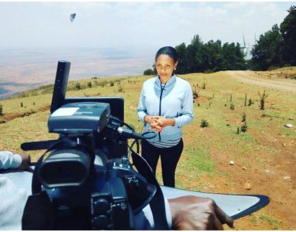 Joy Doreen Biira quits KTN for a new job at government Ministry