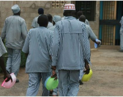 Text messages from Kamiti prisoner melt the hearts of Kenyans (Photos)