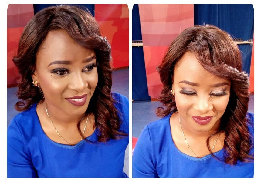 Kanze Dena breaks down in tears while narrating the death of her firstborn daughter Natasha