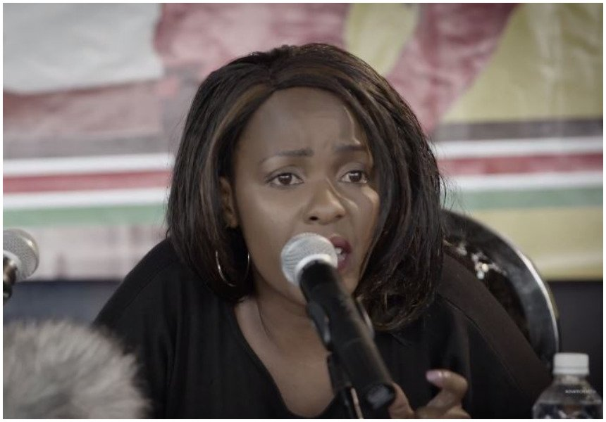 Kingwa Kamencu: My mother used to call me a prostitute all the time, never had the talk with me about getting my period either
