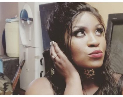 Nairobi Diaries actress Mishi Dorah mourns the death of her father