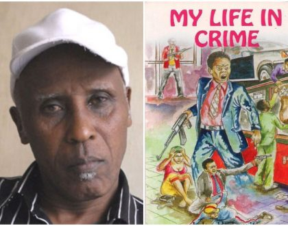 John Kiriamiti best selling book 'My Life In Crime' made into a movie (Video)