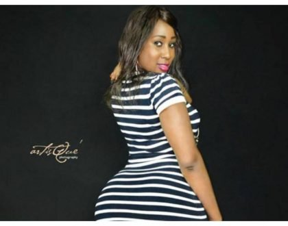 Friend narrates how curvaceous Kenyan socialite Pesh ended up serving 10 years in a Ghanaian prison