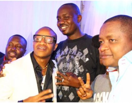 """Fidel you are such a person"" Prezzo commemorates 3rd death anniversary of his best friend Fidel Odinga"