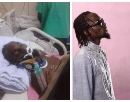 """Why are you wishing Radio happy birthday?"" Jose Chameleone slams people taking advantage of singer who went into a coma"