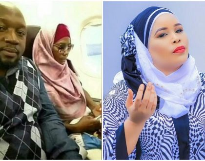 Drama as it turns out Hamisa Mobetto's mother was also dating the same Ben 10 Diamond's mother recently married