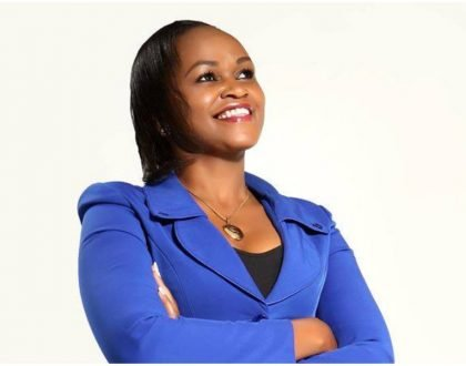 Citizen presenter Syombua Mwele sends a humble plea to Cyprian Nyakundi after the attack on Emmy Kosgei