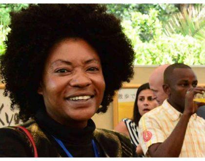 """When Jubilee took over she was sacked. Yvonne died a poor woman"" Kiminini MP Chris Wamalwa blasts Uhuru"