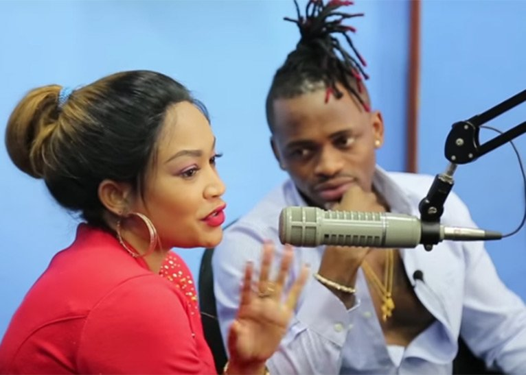 """A woman needs a real Man not a boy!"" Zari's sister taking shots at Diamond Platnumz?"