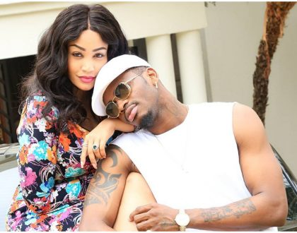 Zari mocks Diamond Platnumz by asking his mum to move out of their Madale 'guest house'