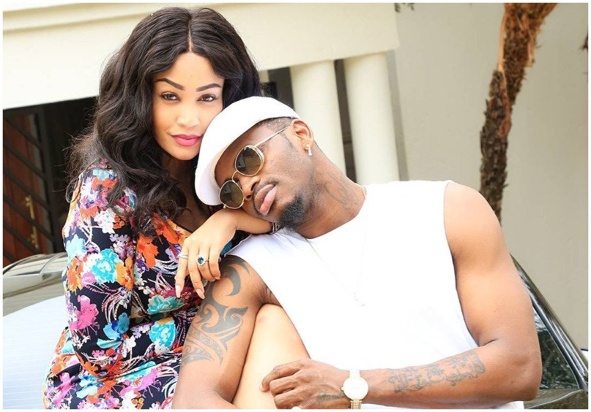 """My breakup with Diamond Platnumz is real"" Zari Hassan"