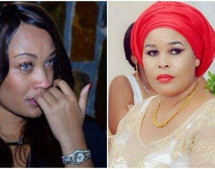 """I fear Zari would be the cause of my mother's death"" Hamisa Mobetto asks Zari to rein in her abusive fans"