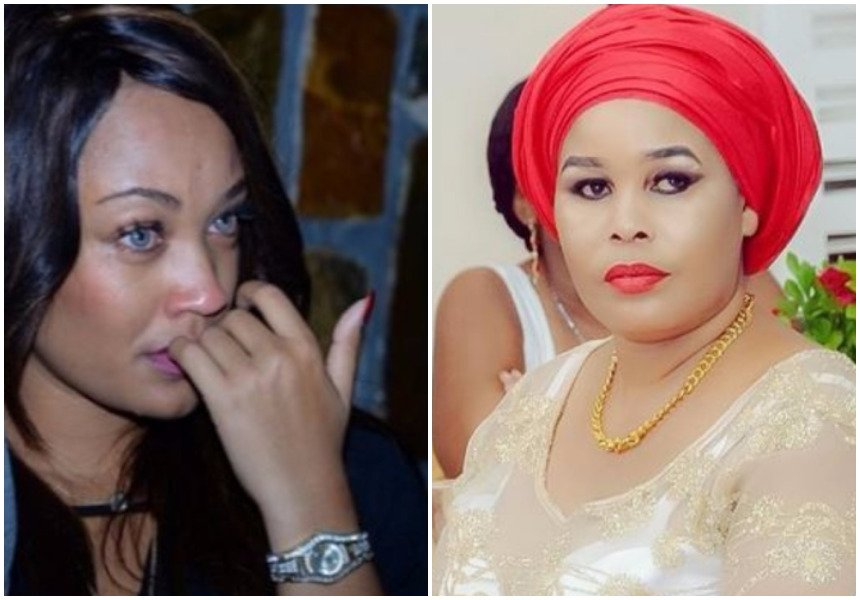 """""""I fear Zari would be the cause of my mother's death"""" Hamisa Mobetto asks Zari to rein in her abusive fans"""