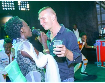 How many men do you sleep with? Akothee leaves netizens in awe as she goes on a date with another mzungu