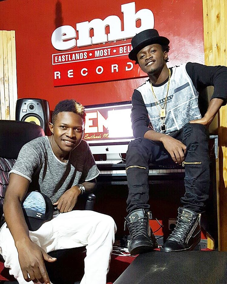 Willy Paul confirms he's going after Bahati with his new project