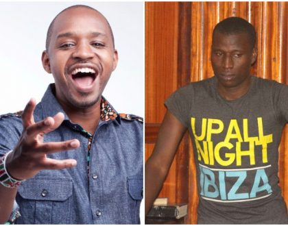 Boniface Mwangi and Cyprian Nyakundi's beef is the funniest thing on the internet