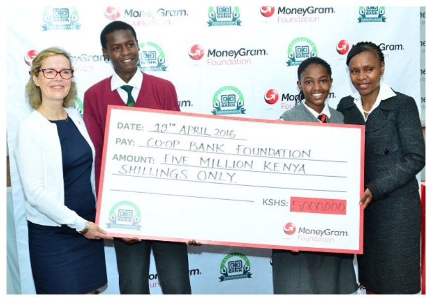 5,900 bright students from poor backgrounds benefit from Co-operative Bank education scholarships