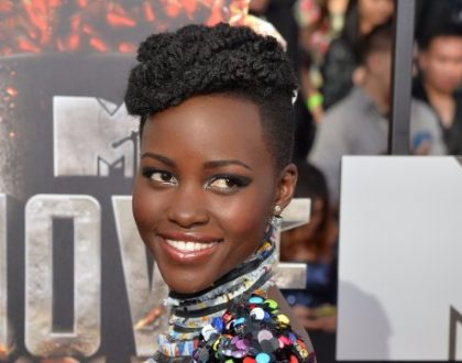 Lupita Nyongo's struggles with her complexion and self-image motivates her to write a new book