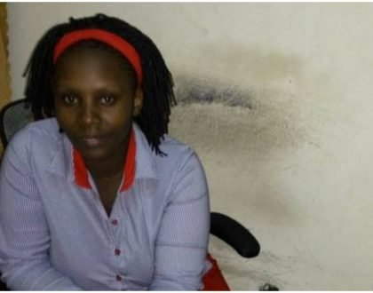 Photos of innocent looking woman who paid thugs Kes 1.2 million to kill her own husband