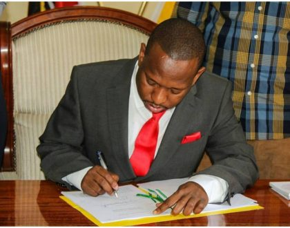 Mike Sonko: Who said i will seek re-election in 2022?