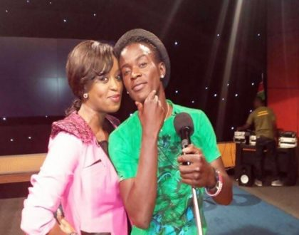 """""""Msafi for real you are the best"""" Willy Paul blows Lillian Muli away"""