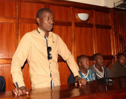 Nyakundi to be released on a Ksh 500,000 bond after posting defamatory information against CS Fred Matiang'i