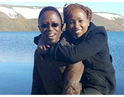 """Hiyo ni picha ya kitambo madam"" Trolls tear into Ababu Namwamba's wife as she shares photo to prove all is well with her marriage"