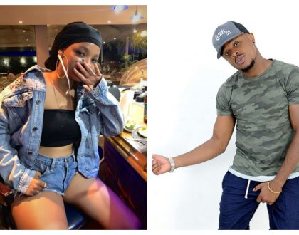 """We dated for two years"" Alikiba's brother Abdu Kiba opens up about dating Diamond's side chick Tunda Sebastian"