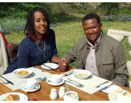 Alfred Mutua's wife Lillian Ng'ang'a responds to critics asking her why her husband hasn't impregnated her yet