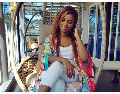 Check out Anerlisa Muigai's stunning house located in Nairobi's finest suburbs