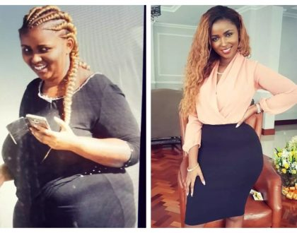 """""""It really hurt me"""" Anerlisa Muigai reveals the hurtful insult her boyfriend said that pushed her to lose weight"""