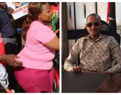 """How many men did you sleep with to be nominated?"" Babu Owino savagely tears into Jubilee senator Millicent Omanga"