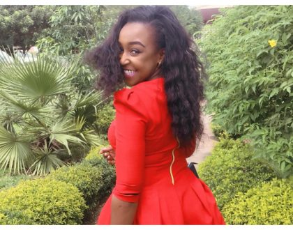 Betty Kyalo's stalker pens emotional message after getting blocked: I want to keep you and never let you go