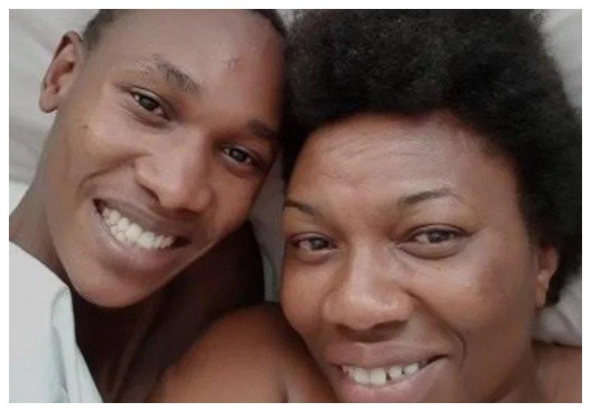 Steamy bedroom photos of former Bomet Women Rep Cecilia Chelangat with her Ben 10 leak