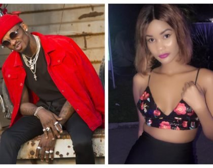 """Sometimes i miss you"" Hamisa Mobetto shares her deepest intimate feelings about Diamond Platnumz"