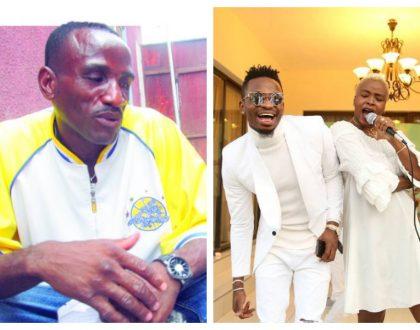"""Nikifa mwanangu asiguse jeneza langu"" Diamond's deadbeat father Abdul Juma angrily declares"