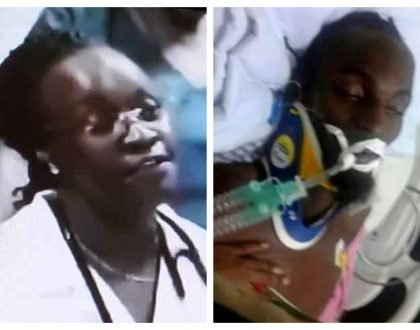 """He was put back on mechanical ventilation on Saturday"" Doctor at Case hospital recounts Mowzey Radio's final moments"
