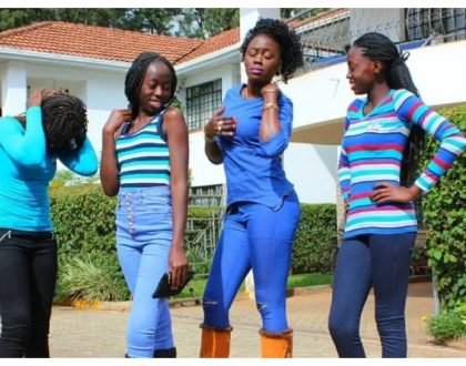 This how Akothee scared off her daughters from indulging in sexual activities on Valentine's Day