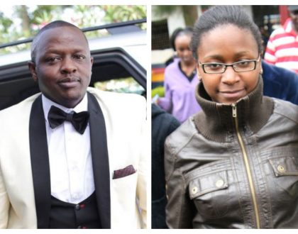 Esther Arunga's former fiancé who she dumped two months to their wedding speaks out
