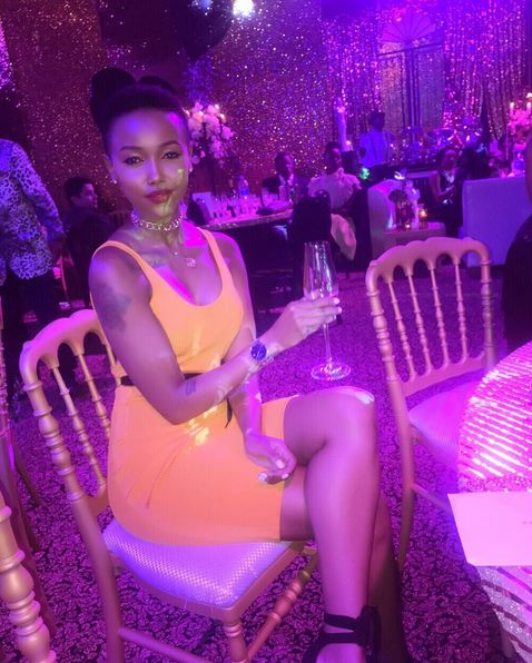 Huddah Monroe shares the last time she was in bed with a manand it's pretty surprising